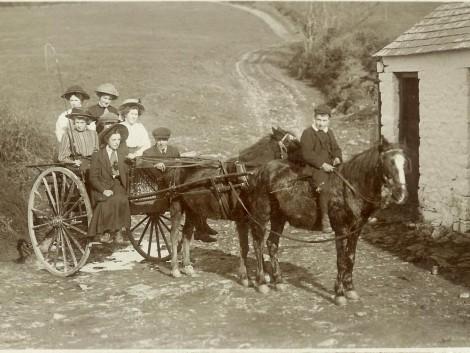 1-Jones-family,-Cilcert-Farm,-1890's