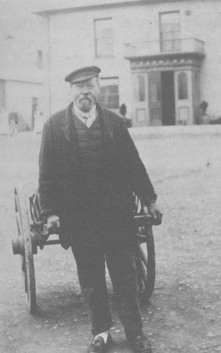 3-Dafydd-Samuel-pulling-a-cart
